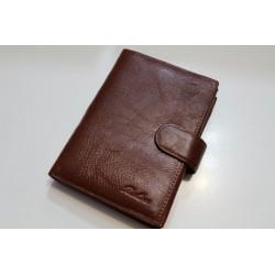 """Кошелек мужской кожаный """"Balisa"""" Код: B88-302"""